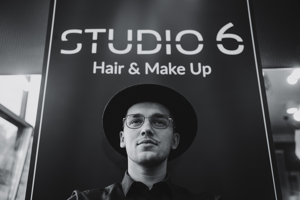 Studio 6 Hair & Make Up - sesja biznesowa